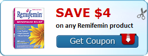 Save $4.00 on any Remifemin product