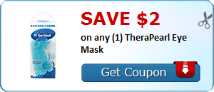 Save $2 on any (1) TheraPearl Eye Mask