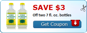 Save $3.00 Off two 7 fl. oz. bottles