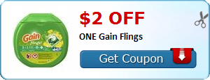 $2.00 off ONE Gain Flings