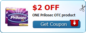 $2.00 off ONE Prilosec OTC product