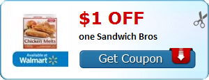 $1.00 off one Sandwich Bros