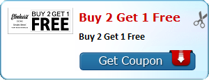 Buy 2 Get 1 Free Buy 2 Get 1 Free